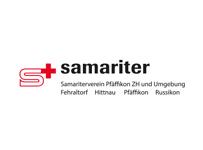 Logo Samariterverein Pfäffikon ZH und Umgebung
